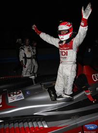 ALMS: Audi faz 1º e 2º na última prova do ano