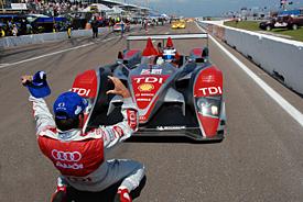 ALMS: Audi da dupla Lucas Luhr/ Marco Werner, sai na pole e vence em São Petersburgo