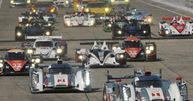 ALMS: Audi faz a dobradinha em Sebring