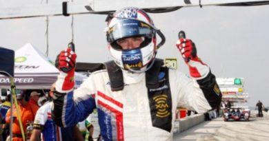 ALMS: Gil de Ferran marca mais uma pole-position