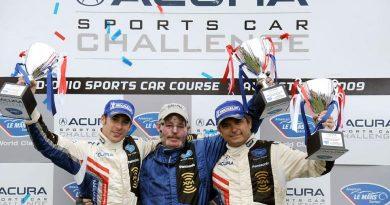 ALMS: Dupla Gil de Ferran/ Simon Pagenaud vence a quarta consecutiva