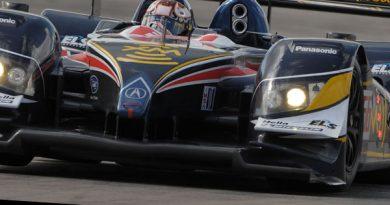 ALMS: Scott Dixon, parceiro de Gil de Ferran, marca a pole para as 12 Horas de Sebring
