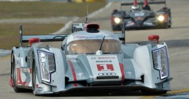 ALMS: Audi domina classificação para as 12 Horas de Sebring