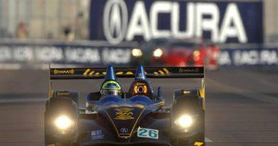 ALMS: Christian Fittipaldi quer recuperação em Long Beach