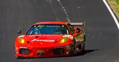 ALMS: Jaime Melo conquista pole-position da GT2 na American Le Mans em Mid-Ohio