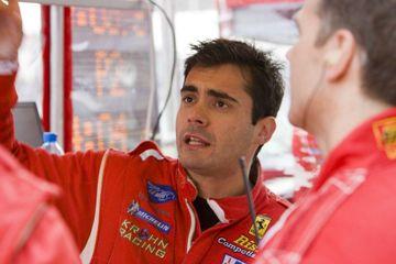 ALMS: Incidente na volta final impede primeira vitória de Melo Júnior em 2008