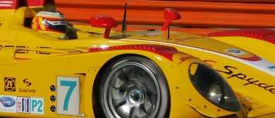 ALMS: Porsche sai na pole-position em Long Beach