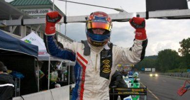 ALMS: Simon Pagenaud, da de Ferran Motorsports, faz a pole em Lime Rock
