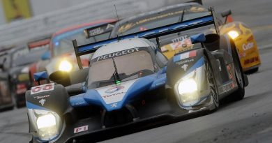 ALMS: Chuva encurta Petit Le Mans