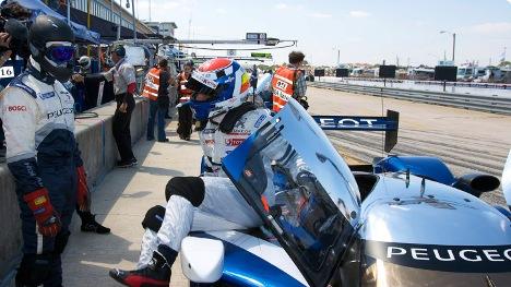 ALMS: Marc Gené, da Peugeot, marca a pole em Sebring