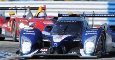 12 Horas de Sebring: Peugeot sai na pole em Sebring