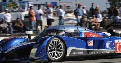 ALMS: Peugeot faz a dobradinha em Sebring