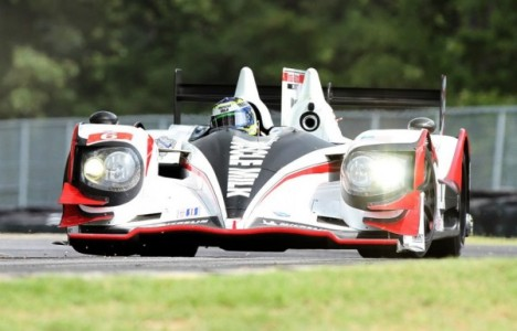 ALMS: Lucas Luhr/Klaus Graf vencem no Virginia International Raceway