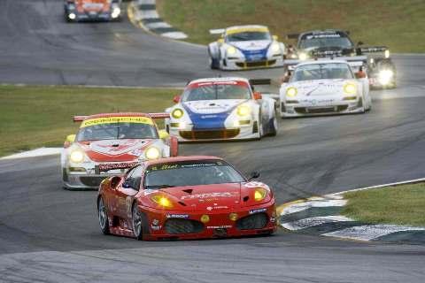 ALMS: Corvette e Aston Martin reforçam o grid da classe GT2 na American Le Mans em 2008