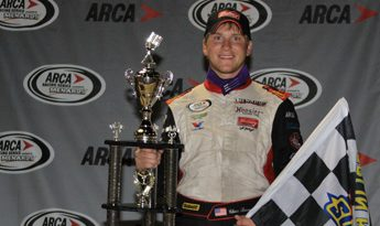 ARCA Racing Series: Chris Buescher lidera o campeonato