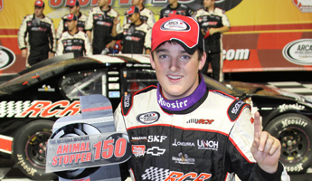 Arca Racing Series: Ty Dillon vence em Chicago