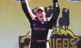 ARCA Racing Series: Ty Dillon vence em Talladega