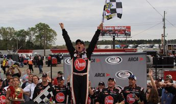 ARCA Racing Series: Cale Gale vence em Mobile