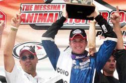 ARCA Racing Series: Craig Goess vence pela primeira vez