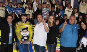 ARCA Racing Series: John Wes Townley vence na abertura da temporada em Daytona