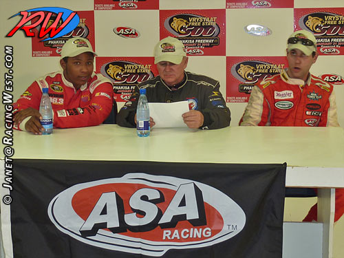 ASA Transcontinental Series: Geoff Bodine faz a pole. Nelsinho Piquet desiste de disputar a prova