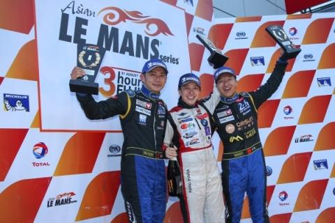 Asian Le Mans Series: OAK Racing Team Asia vence em Fuji
