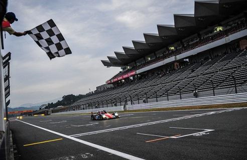 Asian Le Mans Series: Dupla da Race Performance vence em Fuji