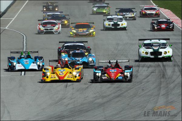 Asian Le Mans Series: Sean Gelael/Antonio Giovinazzi vencem em Sepang