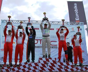 Audi DTCC: Com disputas emocionantes, Heinen vence segunda bateria