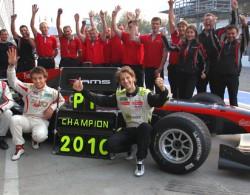 Auto GP: Romain Grosjean é o primeiro campeão da categoria