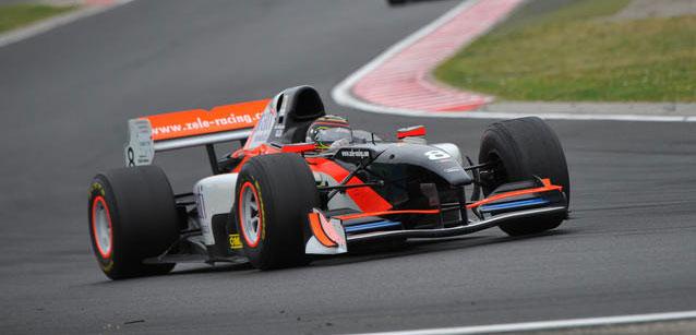 AutoGP: Antônio Pizzonia vence segunda prova em Budapeste