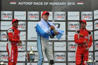 AutoGP: Facu Regaia vence em Budapeste