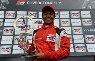 AutoGP: Luis Sá Silva vence segunda prova em Silverstone