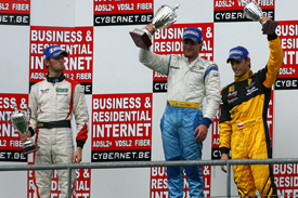 Auto GP: Romain Grosjean e Carlos Iaconelli vencem em Spa-Francorchamps