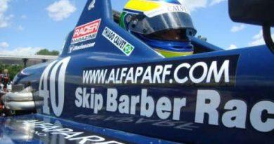 Skip Barber East Series: Com um 2° e um 4° lugar, Thiago Calvet diminui a diferença para líder