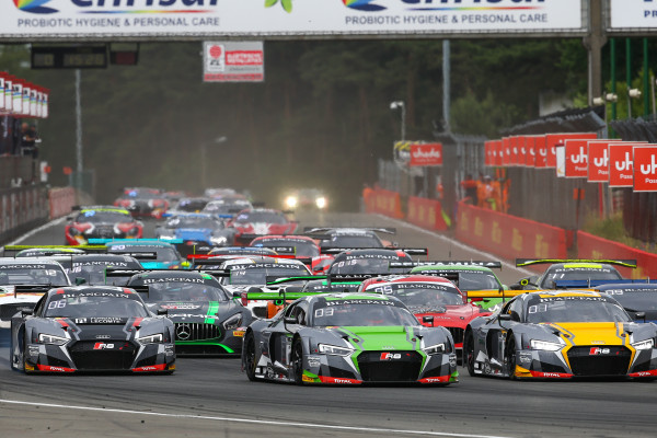 Blancpain Sprint Cup: Audi vence as duas provas em Zolder