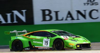 Blancpain Endurance Series: Trio da Lamborghini vence em Monza. Mas é excluído da prova