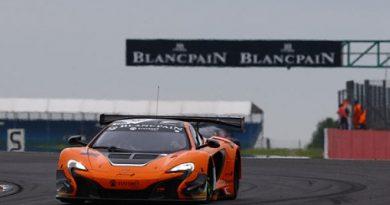 Blancpain Endurance Series: Trio da McLaren vence em Silverstone