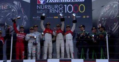 Blancpain Endurance Series: Cesar Ramos/Christopher Mies/Laurens Vanthoor
