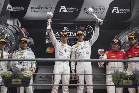 Blancpain Sprint Series: Proczyk/Bleekemolen e Gotz/Buhk vencem em Portugal