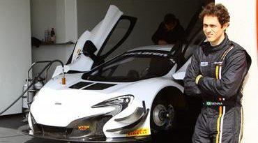 Blancpain Endurance Series: Bruno Senna estreia pela McLaren em Monza