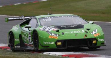 Blancpain Sprint Series: Mirko Bortolotti e Christian Engelhart dominam em Brands Hatch
