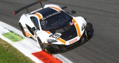 Blancpain Endurance Series: Trio da Garage 59 vence em Monza
