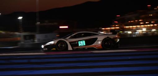 Blancpain Endurance Series: Trio da Garage 59 vence em Paul Ricard