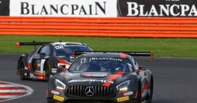 Blancpain Endurance Series: Trio da HTP Motorsport vence em Silverstone