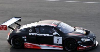 Blancpain Endurance Series: Trio da WRT Audi é campeão de 2012