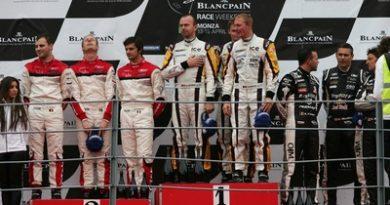 Blancpain Endurance Series: Trio da Marc VDS Racing vence em Monza