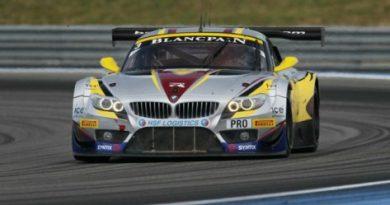 Blancpain Endurance Series: Trio da Marc VDS Racing vence em Paul Ricard