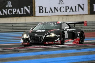 Blancpain Endurance Series: Vitória da Audi em Le Castellet