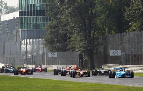 BossGP: Klaas Zwart vence as duas provas em Monza